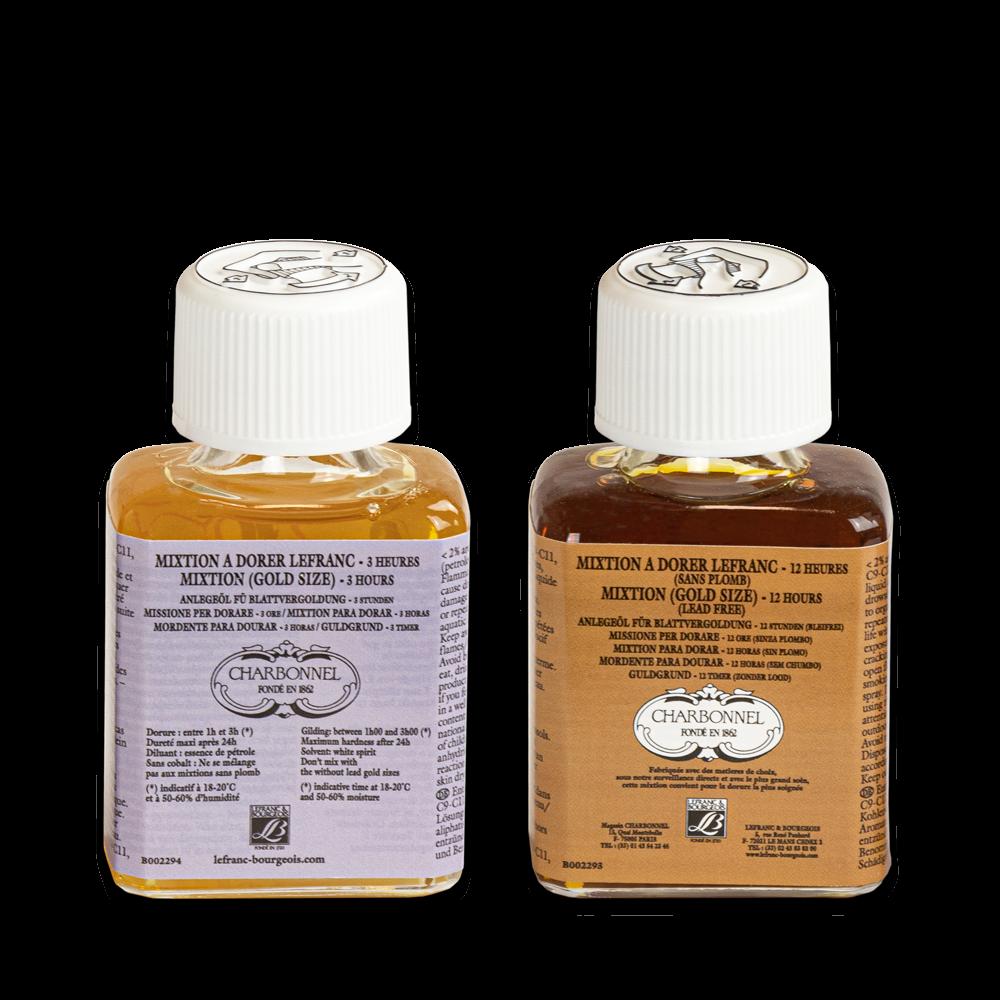 Oil-based size Lefranc - Charbonnel
