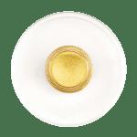 Or en poudre et en coquille Coquille d'or orange 23,75 ct