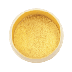 Or en poudre et en coquille Poudre d'or orange 23,75 ct