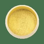 Or en poudre et en coquille Poudre d'or jaune 22 ct